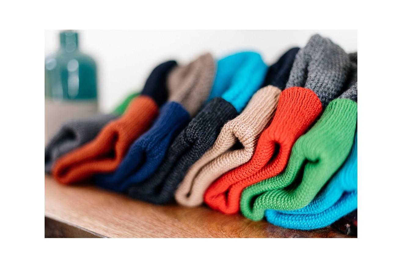 Nos bonnets fabriqués en Bretagne se déclinent en 10 couleurs